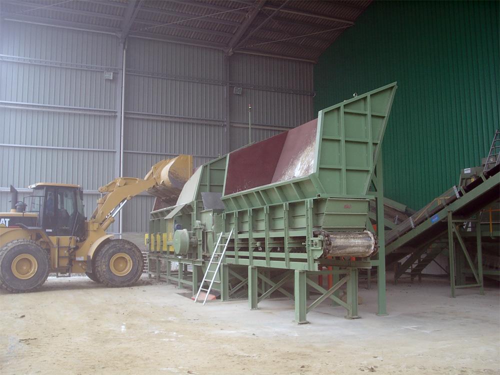 Clay Preparation line