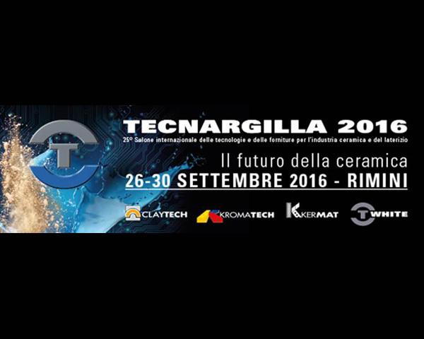Marcheluzzo Ceramics will attend to Tecnargilla 2016